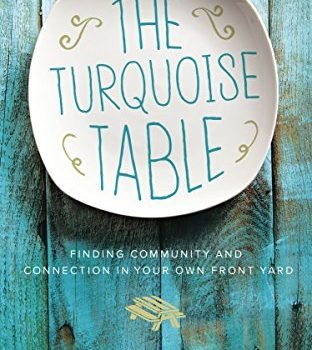 Discount eBook: The Turquoise Table