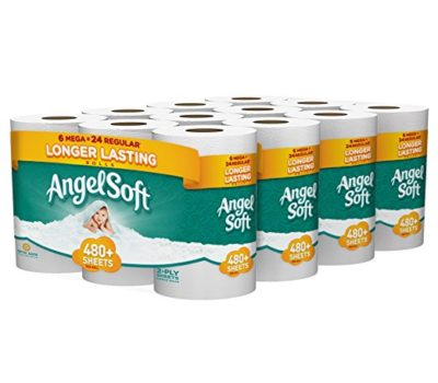 Angel Soft Toilet Paper Deal