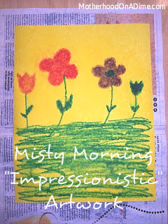 impressionist art for kids