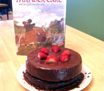 thunder cake recipe