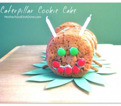 Caterpillar Cookie