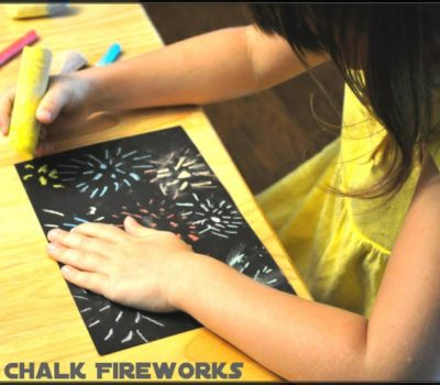 Chalk Fireworks