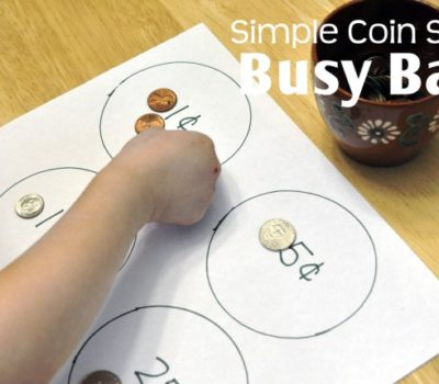 Simple Coin Sort