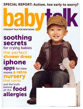 Baby Talk 1 Year Or American Baby 6 Months Magazine