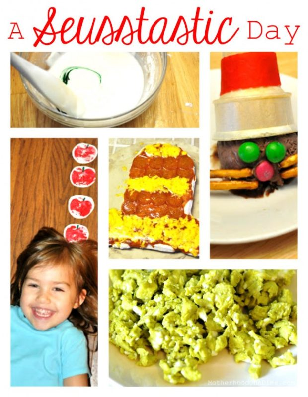 a seusstastic day crafts and activities for dr. seuss birthday
