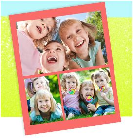 free 8x10 collage print from walgreens com kids activities