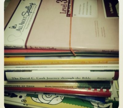 Our Homeschool Curriculum for 2012 – 2013