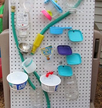 {Make Your Own} Water Wall