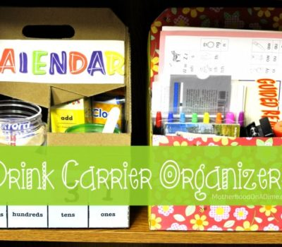 Drink Carrier Organizers