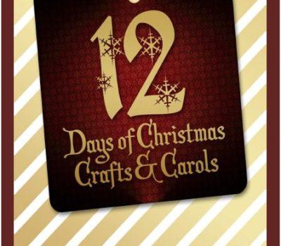 FREE Christmas Crafts & Carols eBook