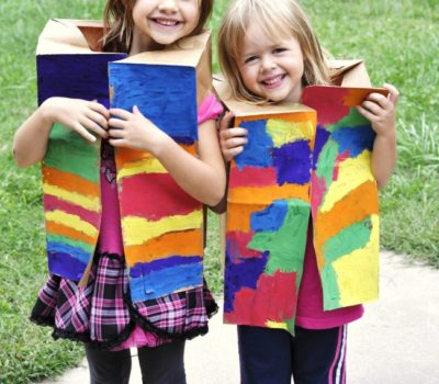 God's Little Explorers:  Week 6 (C is for Colors + Joseph)