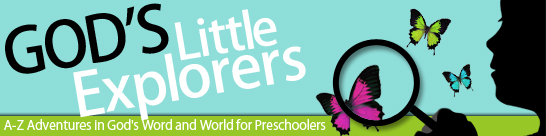 gods little explorer - 546×136
