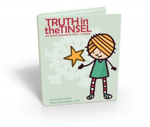 Truth in the Tinsel:  Save 40% on Black Friday ONLY