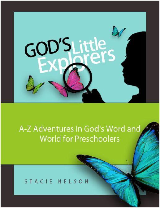 God\'s Little Explorers Preschool Curriculum - Kids Activities ...