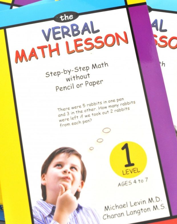 verbal math lesson
