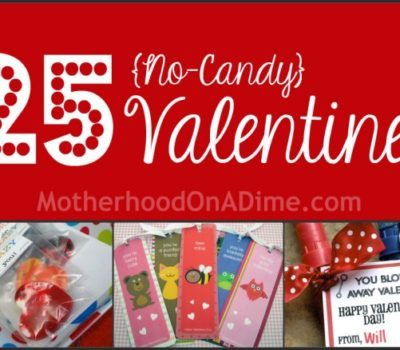 25+ Non-Candy Valentine Ideas for Kids
