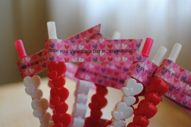 strawesome valentines
