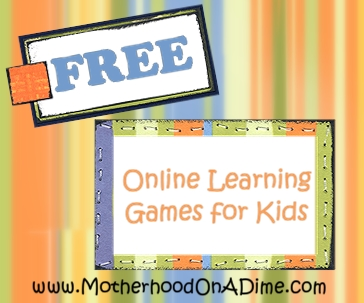 Free Online Learning Games for Kids2
