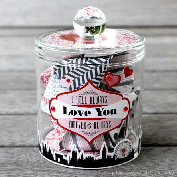 date jar gift idea