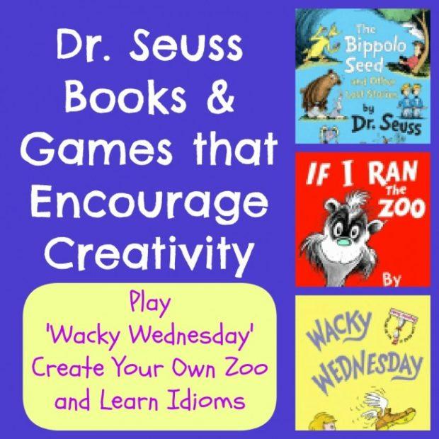 dr. seuss games for kids