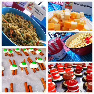 dr. seuss party food snacks