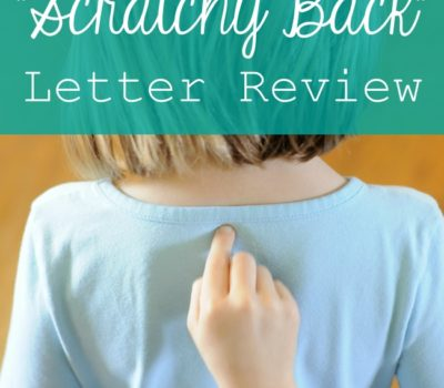 """Scratchy Back"" Letter Review"