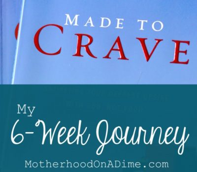 Made to Crave (Week 4):  If I Could Just Fit Into These Jeans, My Life Would Be Perfect….and Other Lies I've Believed