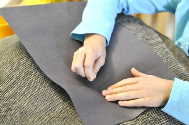 thumbtack constellation activity for kids