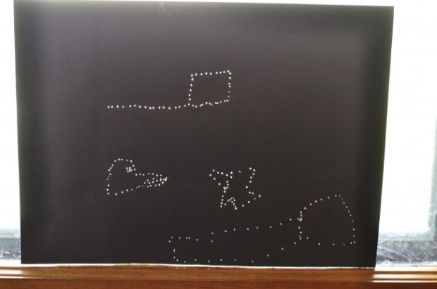constellation activity for kids