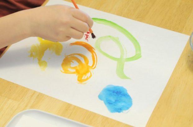 painting joy