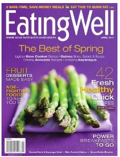 Eating Well Magazine Subscription Only $5
