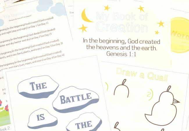 God's Little Explorers - An Awesome Christian Preschool Curriculum
