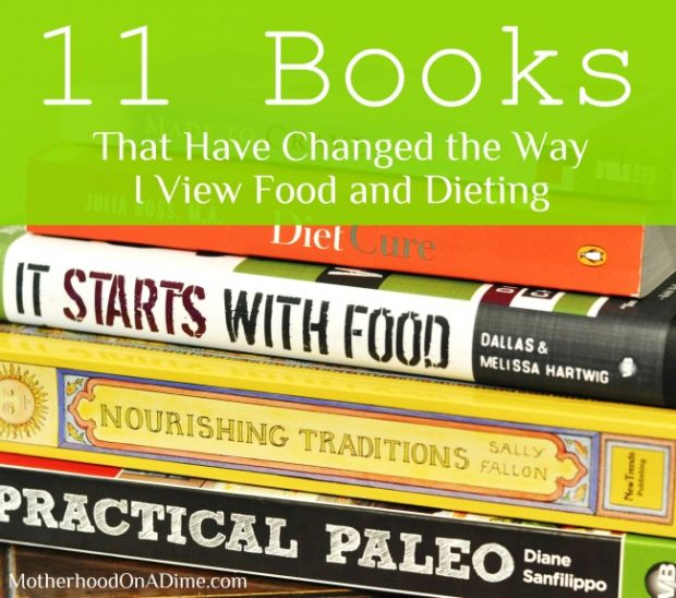 11 Best Real Food and Dieting Books