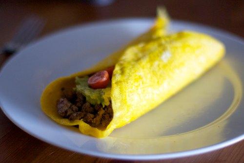paleo breakfast burritos
