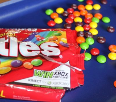 """The """"Skittles Vacuum"""" Party Game!"""