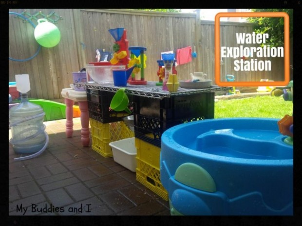 Water Exploration Station