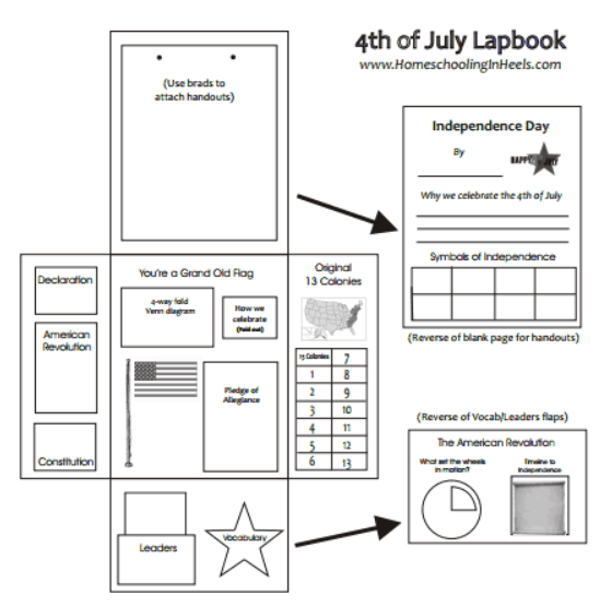Free 4th Of July Printables For Kids Roundup Of 100 Pages Kids