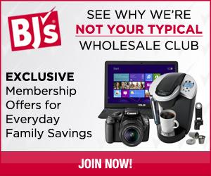 Bj's Wholesale Club Membership Savings Offer