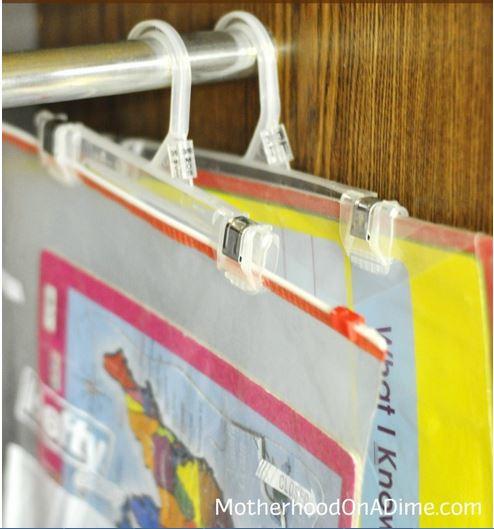 Craft and School Supply Organization
