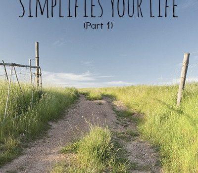 Simple Frugal Living