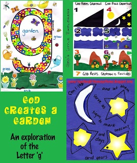 gods little explorers curriculum