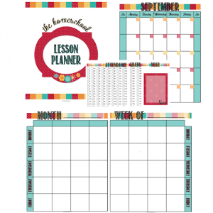 free lesson planner and attendance tracker kids activities
