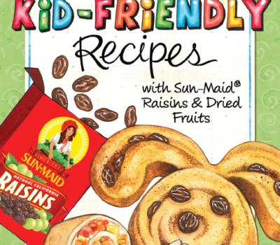 FREE Cookbook:  30 Kid Friendly Recipes