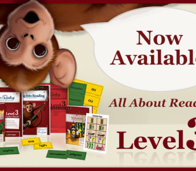 All About Reading Level 3 Release:  Save $20 Off the Set + FREE Downloads from All About Learning