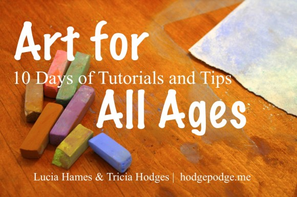 Art for all ages tutorials