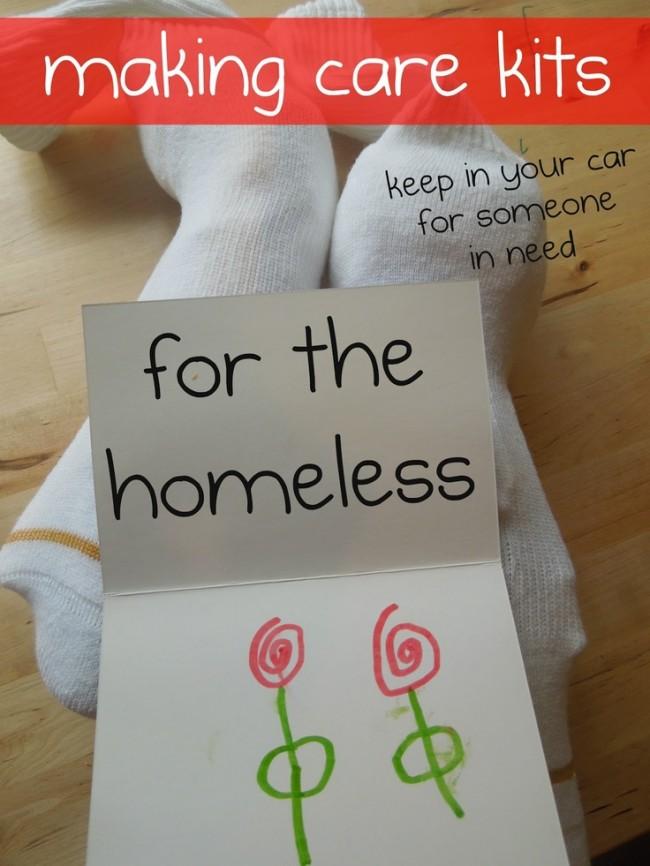 Homeless Care Kit