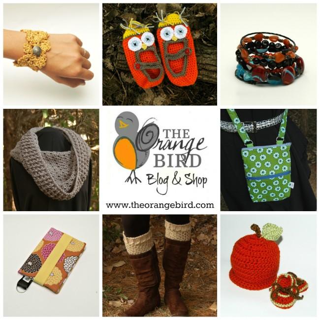 Orange Bird Fall 2013 Collage