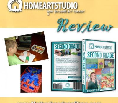 Home Art Studio Review {Including FREE Art Lessons and a 30% off Coupon Code}