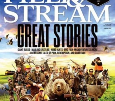 Field & Stream Magazine Subscription Only $4.99 per Year