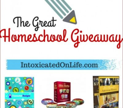 The Great Homeschool Giveaway!!  $700 in Prizes